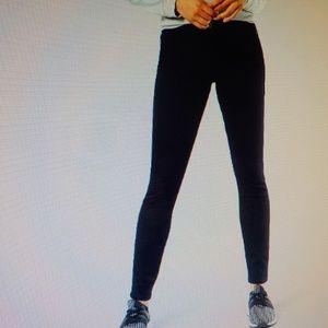 "Levi Denizen Black ""Curvy Skinny"" Jeans"